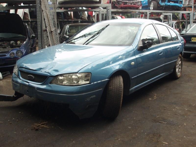 Ford Wreckers Victoria Australia