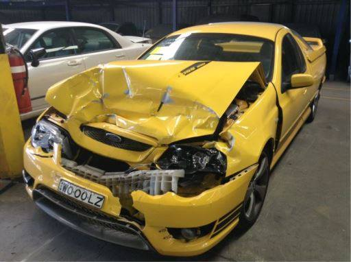 Mustang Wagon 2017 >> Wrecking 2005 Fpv Bf Super Pursuit Ute For Fpv Ute Parts – Ford Pro Wreckers