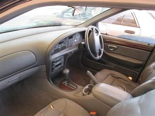 Wrecking 1997 Ford El Fairmont Ghia For Parts Ford Pro