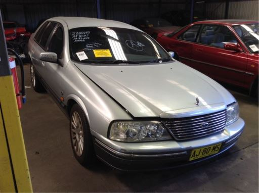 Wrecking 2001 Ford Au Fairlane Sportsman – Ford Pro Wreckers