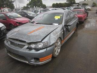 2003 Ford Fpv Gt-p: 5 4l Boss 290 - Rare Performance Parts