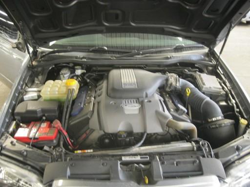2003 Fpv Ba Falcon Gt Sedan Ford Pro Wreckers
