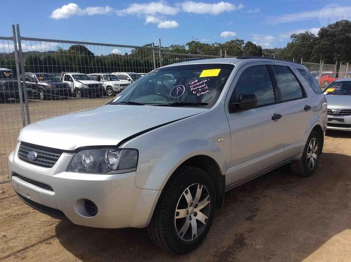 Ford territory Alpine Dvd player Manual