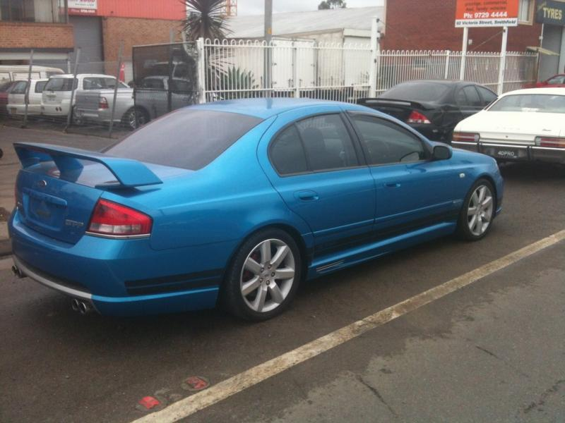 2004 Fpv Ba Gt P 54l Boss 290 Now Wrecking Ford Pro