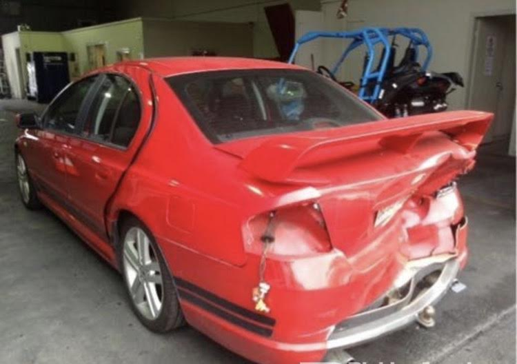 Wrecking 2004 Ford Ba Fpv Gt For Parts Ford Pro Wreckers