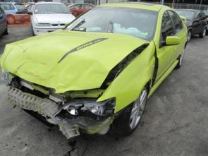 2004 Fpv Ba Gt: 5 4l Boss 290, 4 Speed Auto – Ford Pro Wreckers