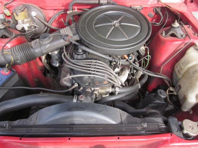 1990 Ford Falcon Xf Ute