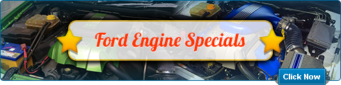 Ford Engine Specials